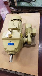 Stöber Asynchrongetriebemotor