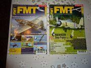 2x FMT Flugmodell und Technik