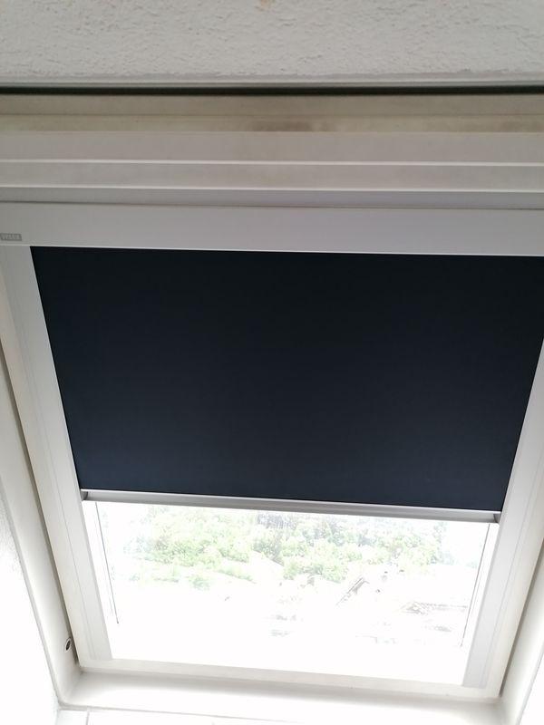 VELUX Sonnenrollo für Dachfenster
