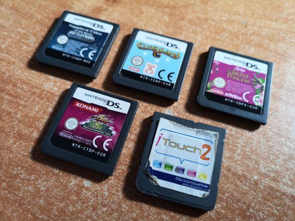 Nintendo DS Set 5 Module -