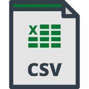 Daten Service CSV XLS JPG