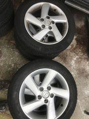 Mazda 6 ALUfelgen mit neuen
