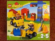 Lego Duplo Baustellen Set 10518