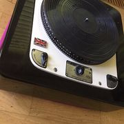 High End Laufwerk Garrard 301