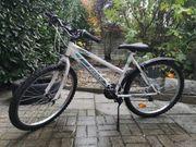 Fahrrad 24 zoll weiss top