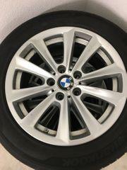 BMW Alufelgen mit Sommerreifen für