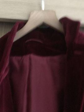 Damenbekleidung - lange Jacke