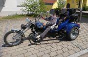 Easy trike Chopper oldtimer