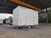 Toilettenanhänger klowagen Wc-wagen Neu - 6900