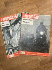 Das Motorrad 1959 Konvolut