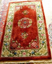 Orientteppich China alt T115