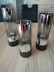 Zylinder Lichtermeer Trio