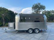 Imbisswagen - Airstream ähnlich - Foodtruck - Food