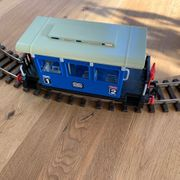 Playmobil 4100 Eisenbahn Passagierwaggon Personen