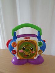 Fisher-Price P2672 CD Player Radio