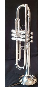 Schilke X3 Bb-Trumpet Messing versilbert