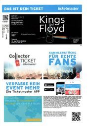 Kings of Floyd Tribute Tour