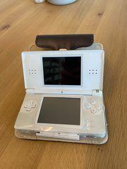 Nintendo DS Lite weiß 2
