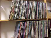 Schallplatten LP Sammlung Rock Pop -