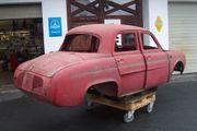 Renault Dauphin Karosse