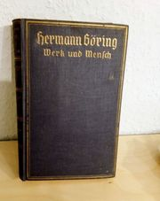 Historisches Buch Hermann Göring - Werk