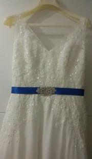 Hochzeitskleid San Patrick Größe 38