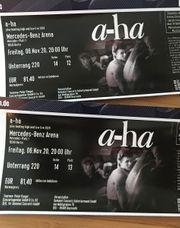 A-Ha Konzert Mercedes-Benz Arena Berlin