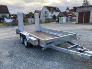3 5 Tonnen Baumaschinentransporter mieten