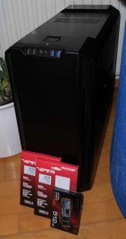 Ryzen TR 1900X System 16GB