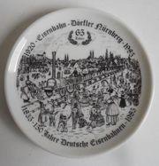 Sammelteller 150 Jahre Deutsche Eisenbahn