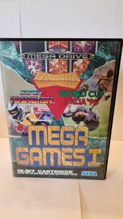 Mega Games 1 für die