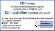 ZFM und Zahntechniker in