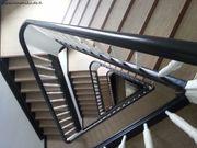 Kleines Familienunternehmen bietet Treppenhausreinigung