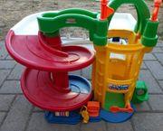 Parkhaus Hochgarage für Spielzeug Autos