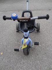 Pucky Dreirad mit Klingel Luftreifen
