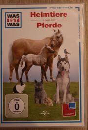 Was ist Was 2-DVD-Set Heimtiere