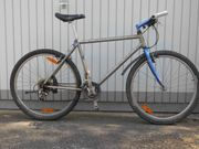 26-Zoll-Mountainbike mit 18-Gang-Schaltung