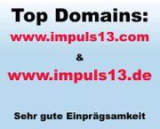 2 Top Domains zu verschenken