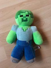 Minecraft - Zombie Plüschfigur