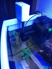 bewegliche Strömungspumpe Meerwasser Aquarium Steuerung