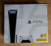Playstation 5 NEU