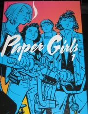 Paper Girls Comic Band 1