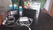 Wii U Konsole mit viel