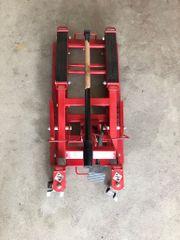 Motorrad Hydraulik-Heber