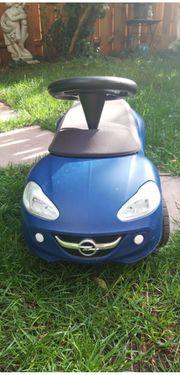 Bobby Car Opel Adam blau