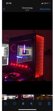 Gaming PC rtx 3070 ti