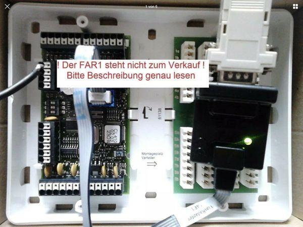 Telenot FAR 1 Firmware Update