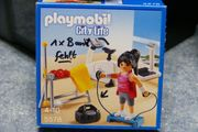 Playmobil Fitnessraum City Life 5578