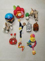 12-teiliges Spielzeug-Set
