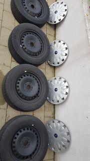 Ford Stahlfelgen 215 60R16 6